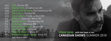 Canadian Duo Tour 2018