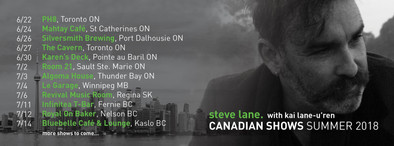 Canadian Duo Tour 2018