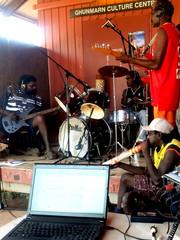 Wugularr Drifters - Beswick - Audio Prod
