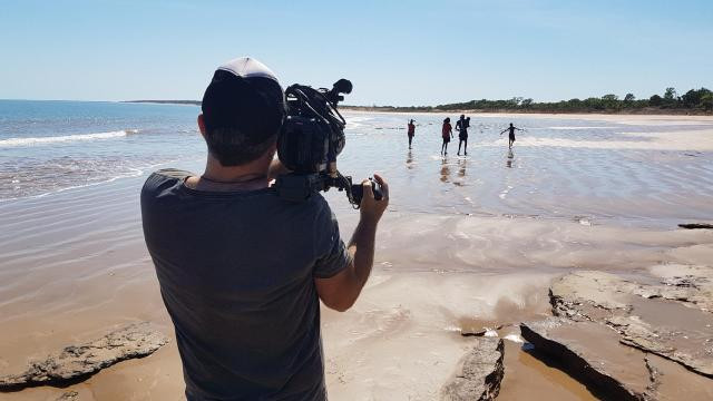 Video Shoot - Wadeye - Realtone