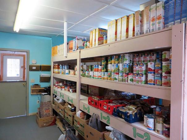 UMEM Food Cupboards