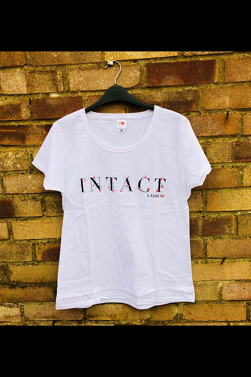 Ladies Lily White T-shirt