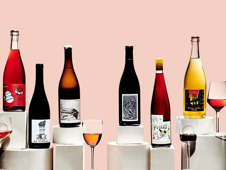 내추럴 와인의 세계