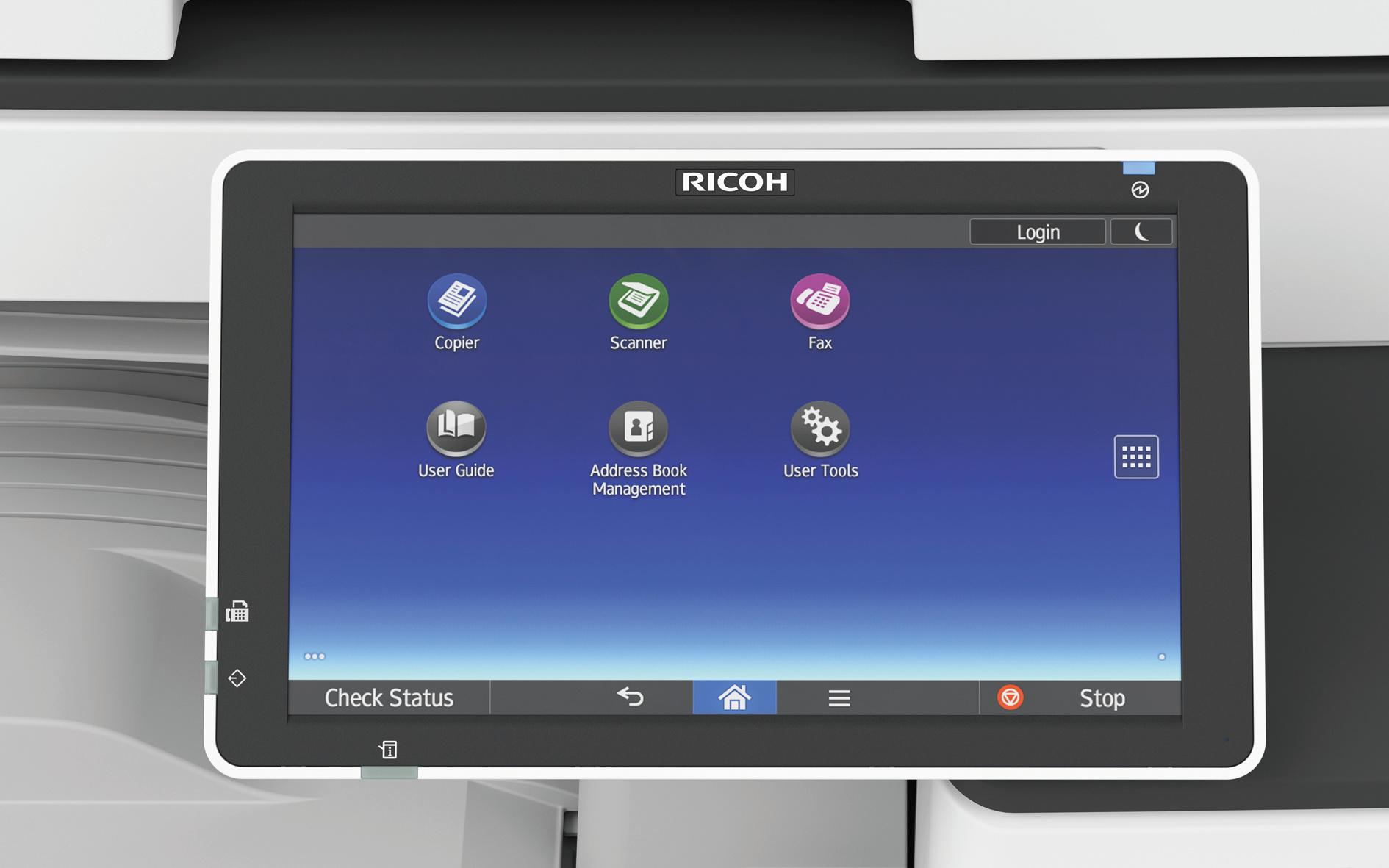 Ricoh MP2004SP - Photocopier