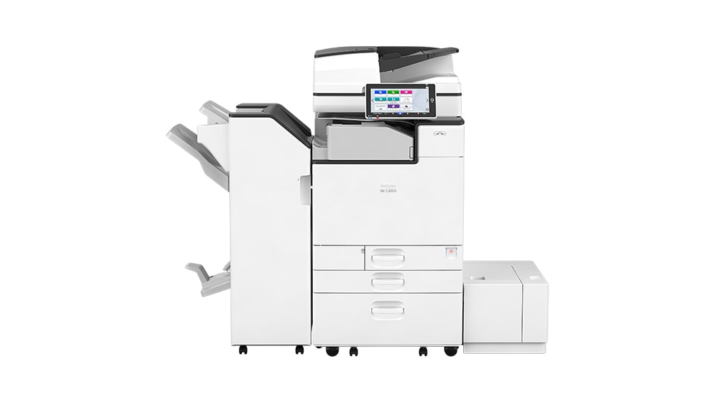 Ricoh IM C4500 - Photocopier - All Office Equipment