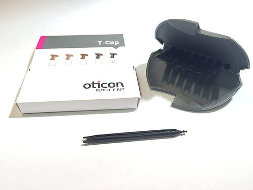 T-Cap - Oticon & Sonic Innovations