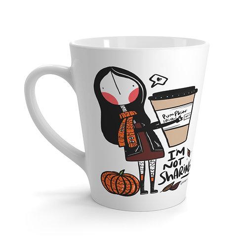 Im not sharing my coffee!