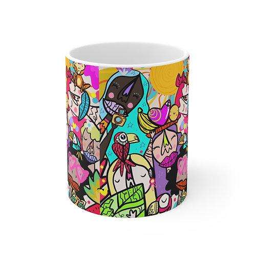 Tropical Mug 110z