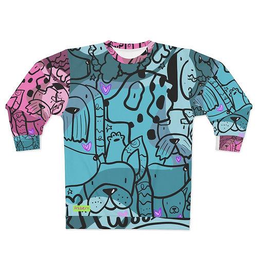 Funky doggo sweatshirt