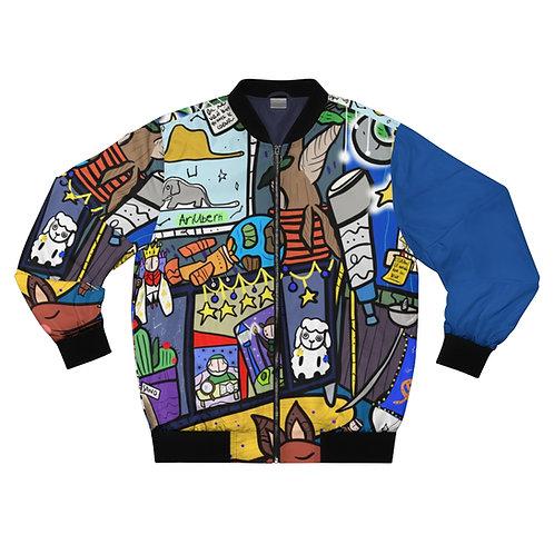 Little prince Bomb jacket!