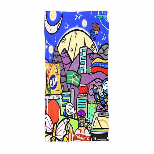 CARACAS BEACH TOWEL