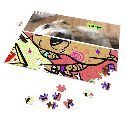 Happy pet PUZZLE!