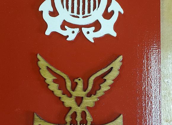 USCG Plaque