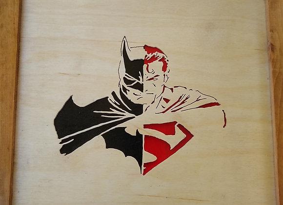 Batman -vs- Superman