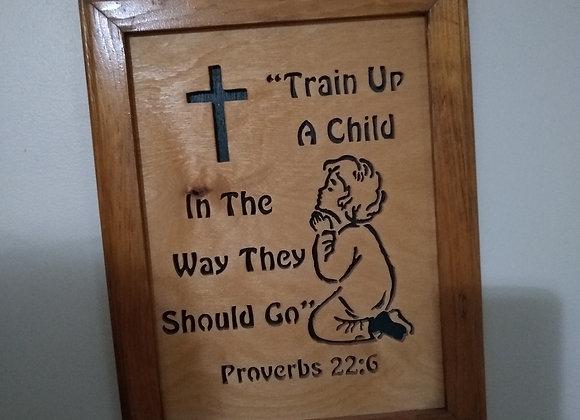 Words of Faith Proverbs 22:6