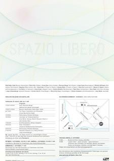 2008 Spazio Libero