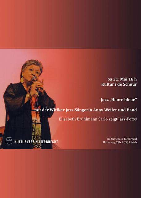 2016 Heure Bleue mit Anny Weiler