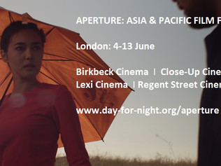 TND and Aperture: Asia & Pacific Film Festival