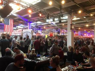 Ganbei! at Craft Beer Rising in London