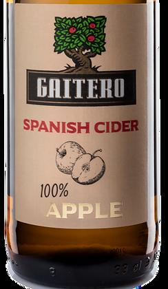 El Gaitero Spanish Cider 100% Apple