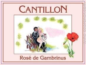 Cantillon: Rose de Gambrinus 5,5%