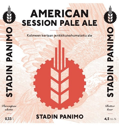 American Session Pale Ale