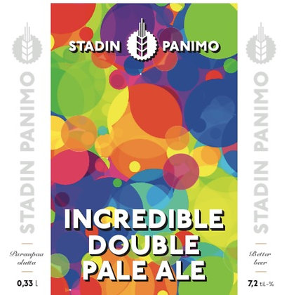 Incredible Double Pale Ale
