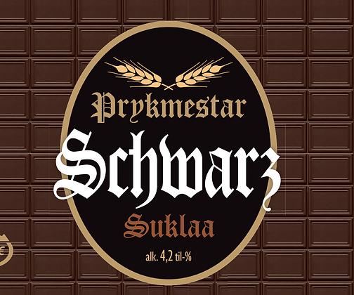 Prykmestar Schwarz Suklaa 4,2%