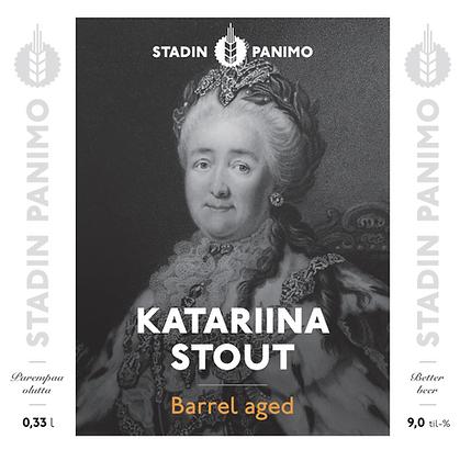 Katariina Barrel Aged 9,0%