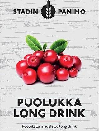 Stadin Puolukka Long Drink