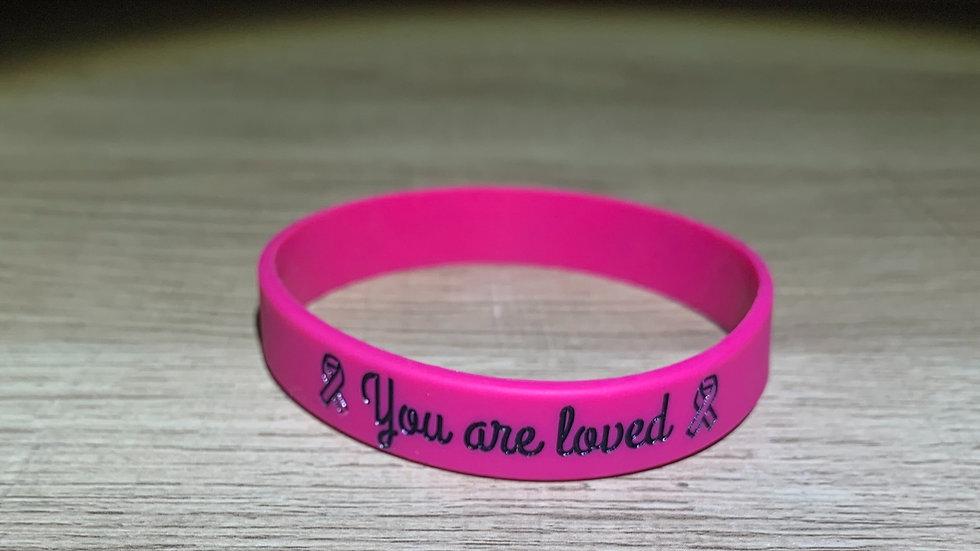 YouLifeMatters  YouAreLoved Bracelet