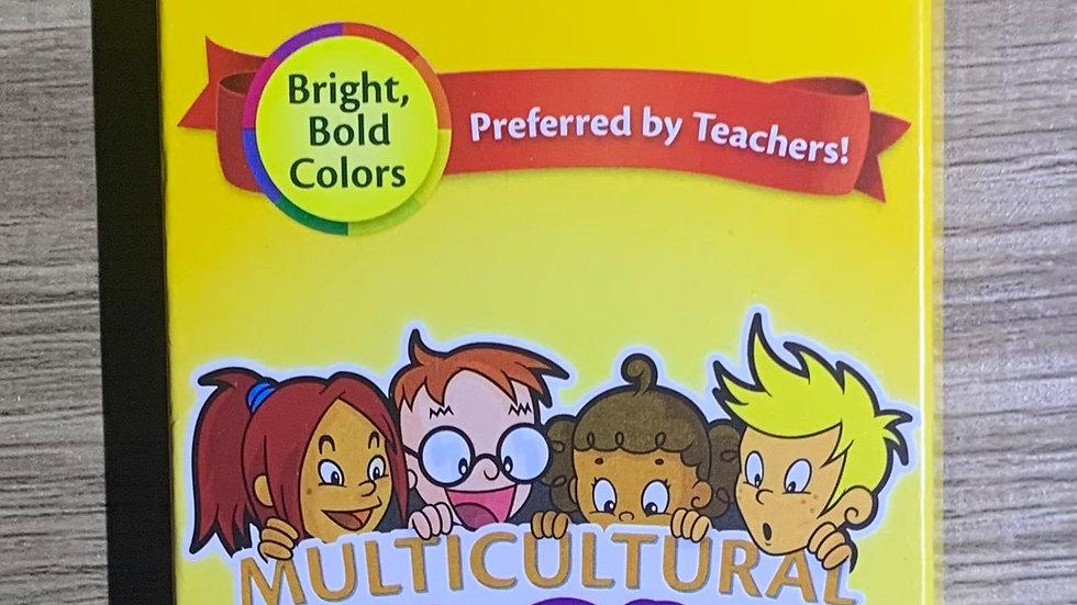 Multicultural Color Pencils