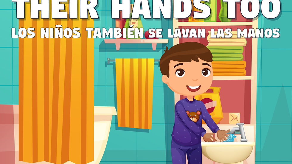 Boys Wash Their Hands Too