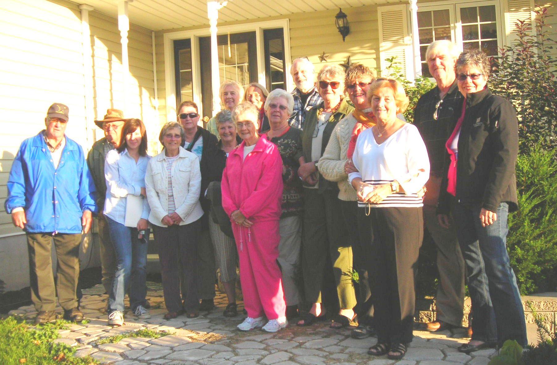 Board Volunteers Open House Sept 2011