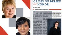 International Magazine Interviews Authors