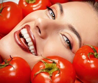 Tomato Skin Care Recipes