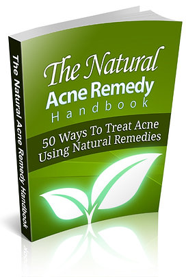 Natural Acne Remedy Handbook