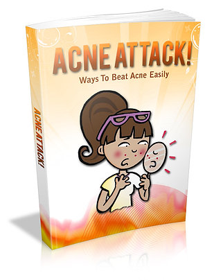Acne Attack! Ways To Beat Acne Easily