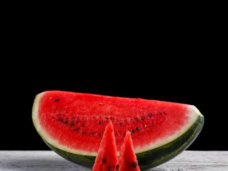Watermelon.....In my Beyoncé Voice!!!