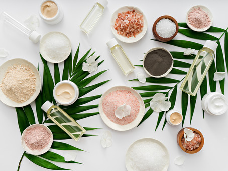 What Goes Into Skin Care Products ?