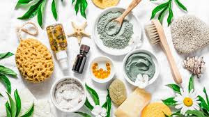 Most commonly used natural skincare ingredients