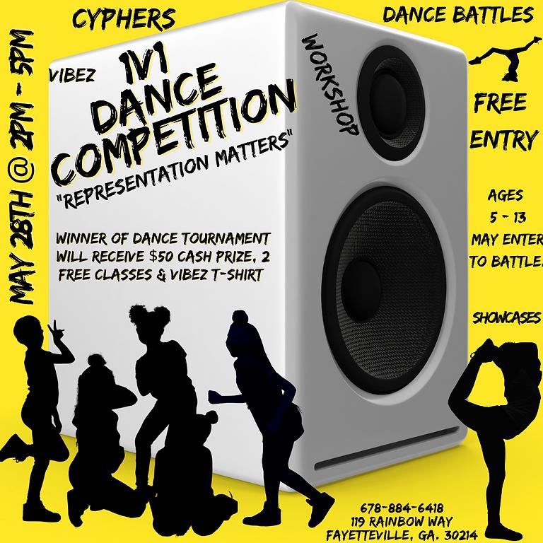 Vibez 1vs1 Dance Competition
