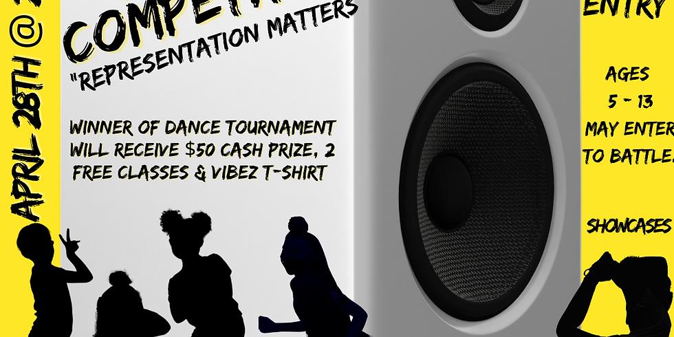 Vibez Dance 1v1 Competition