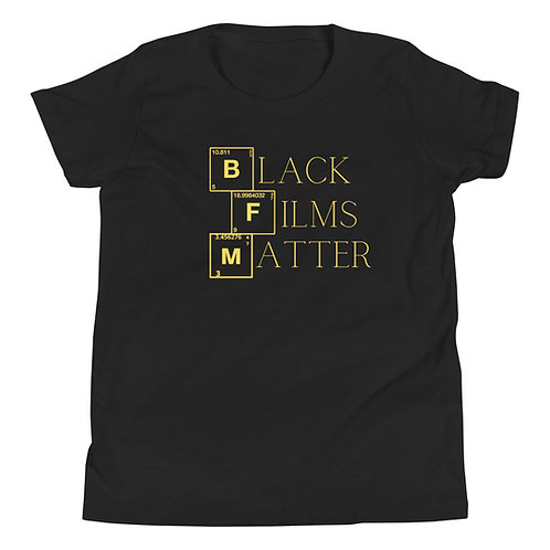 Black Films Matter - Youth tee