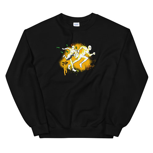 JoJo and Pit Graphic Sweatshirt
