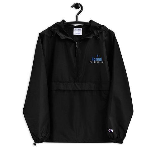 Nomad Embroidered rain Jacket