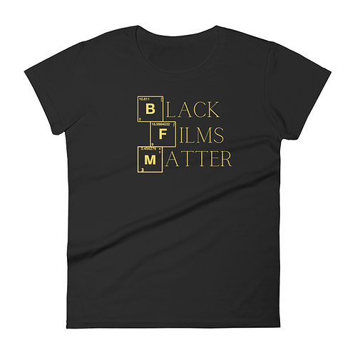 Black Films Matter - Women's tee