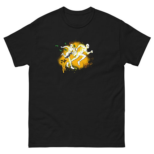 Mens JoJo and Pit Graphic Tee