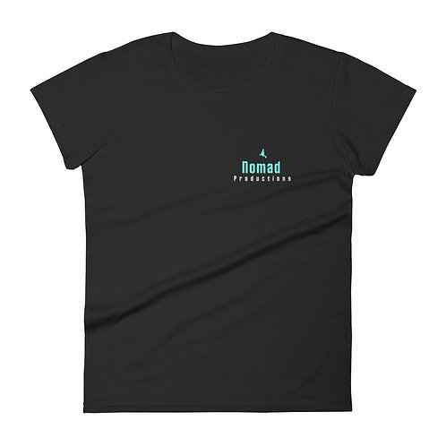 Nomad's women production tee