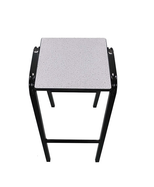 TSS1 Stacking Stool with Trespa Seat - CONTACT OFFICE FOR PRICE